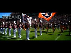 The Second best video I've ever seen in Jordan Hare Stadium. On to Vict'ry: 2012 Auburn Band Intro Video