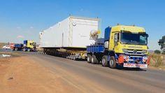 Video: Vanguard transporting a 143 Ton Cold Box