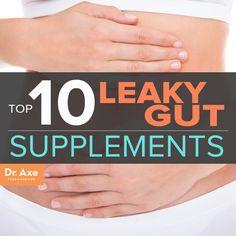 Best Leaky Gut Supplements Title