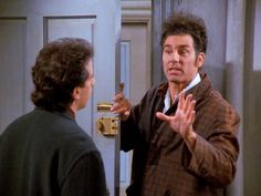 """""""...now just because Jerry Seinfeld is a has-been, don't make Little Jerry Seinfeld a never was."""""""