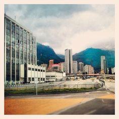 """First Bogotá pic for @SocialMediaWeek's #InstagramYourCity"" by @ermetic"