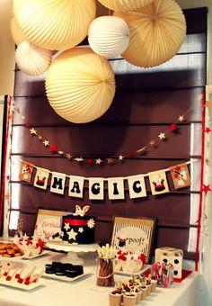 Magic party