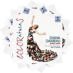 Diana Damrau Coloraturas  München Rundfunkorchester Dan Ettinger, conductor  Erato, 2010