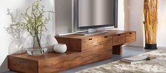 Billig tv lowboard massivholz