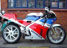 1989 Honda VFR 400 R. Honda Vtec, Dual Clutch Transmission, Honda Bikes, Sportbikes, Racing Motorcycles, Vintage Bikes, Motogp, Cool Bikes, Motorbikes