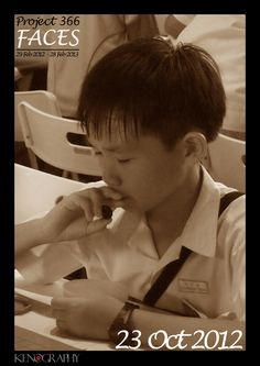 boy at WeiQi competition