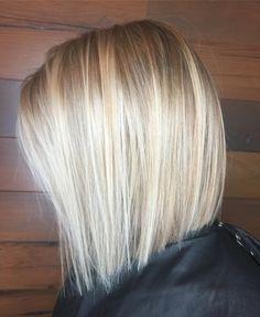 "30 Likes, 3 Comments - Sydney (aka Sara Holzem) (@sydneyavedastylist) on Instagram: ""Ooo I love a fresh cut!!!!!!!!!! #nerolisalonspa #sydneynerolisalon #blonde #avedaartist…"""