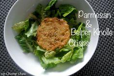 Parmesan and Belper Knolle Crisps, great for a low carb diet! Low Carb Diet, My Recipes, Parmesan, Crisp, Wine