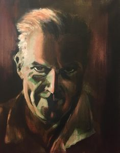 Portret in acryl, cm Portraits, Fictional Characters, Fantasy Characters, Portrait Paintings, Headshot Photography, Head Shots