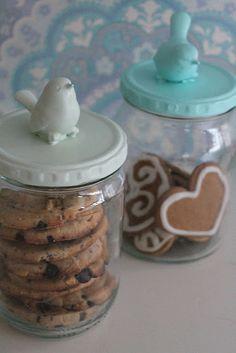 Super #DIY idea / Christmas gift in a jar|| Huset ved fjorden: Gåve- ide?