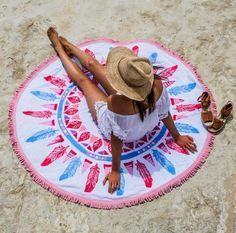 24 estilos de banho toalhas de praia toalha de banho toalha de Bohemia impresso borla malha de playa guardanapo de plage 05