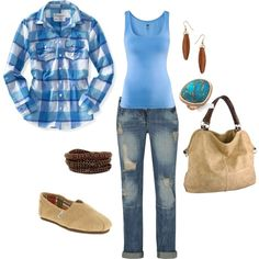 Casual, created by amarsh306.polyvore.com