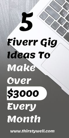 5 amazing Fiverr gig ideas in which you can make over $3000/month also how to optimize it and make it user-friendly so you can get more orders.    #fiverrgigsideas  #fiverrideasmakemoney  fiverrgigspromotion Online Earning, Earn Money Online, Making A Wordpress Website, Excellence Quotes, Invoice Design, First Language, Business Marketing, Affiliate Marketing, Digital Marketing