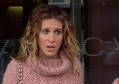 So I guess Carrie Bradshaw helped win the war on lice (and not the kind on your head). Um, ew.