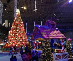 A Bucket List of Winter Wonderlands and Seasonal Events Around the US | Macaroni Kid