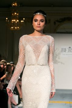Bridal Style: Berta 2015 Collection – High Fashion Wow Factor Gowns