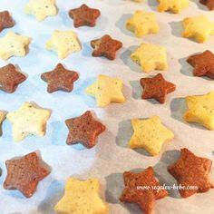 Biscuits sablés pour bébé à la poudre de noisettes - une recette de Régalez Bébé