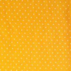 Krestoffer.dk - Jersey med print - Bomuldsjersey med små prikker, gul - til delfinrapport