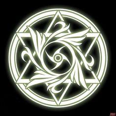 -- starform -turn cube- cuboid- -for a turn natural Triangle form.-- starform -turn cube- cuboid- -for a turn natural Cool Symbols, Magic Symbols, Spell Circle, Graphic Pattern, Summoning Circle, Element Symbols, Magic Art, Animes Wallpapers, Sacred Geometry