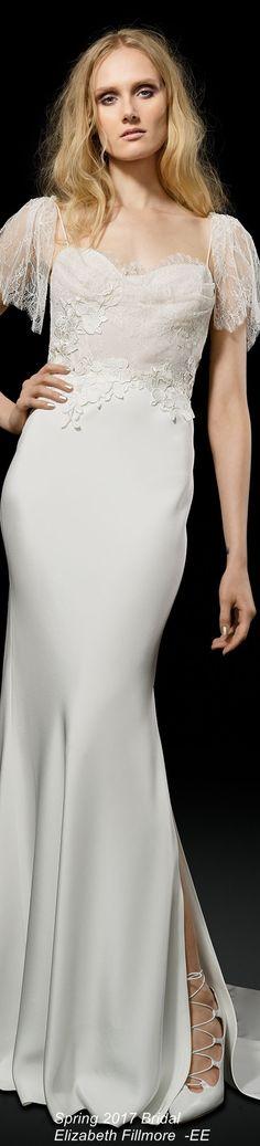 Spring 2017 Bridal  Elizabeth Fillmore  -EE