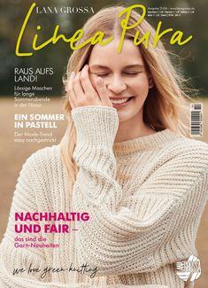 Crochet Magazine, Knitting Magazine, Knit Crochet, Crochet Hats, Knitting Books, Summer Glow, Trends, Twists, Tahiti