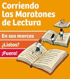Maratones de Lectura - Plan Nacional de lectura y escritura - Colombia aprende