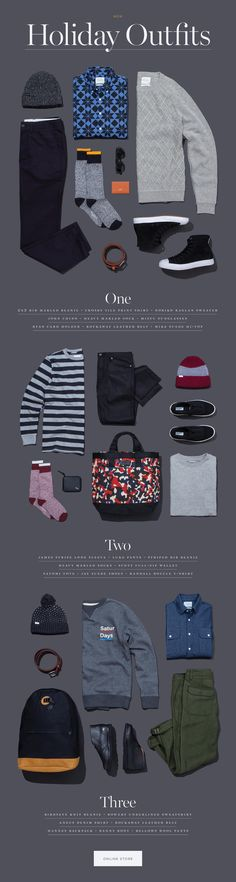 Saturdays Surf NYC: New Holiday Outfits | Milled