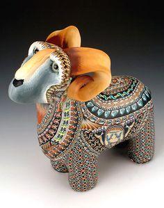jon anderson polymer artist   Polymer Clay Artist: Jon Stuart Anderson Fimo Sculptures