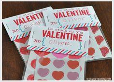 Free Valentine's Day Printable, stickers, bandaids, tattoos, gum