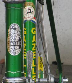 1978 Gazelle Champion AA bicycle green Arizona Tea, Vintage Bikes, Road Bike, Drinking Tea, Champion, Bicycle, Green, Bicycle Kick, Vintage Motorcycles