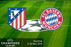 Atlético de Madrid vs Bayern Munich ¡En vivo por internet! | Semifinal de Champions 2016 - https://webadictos.com/2016/04/27/atletico-madrid-vs-bayern-munich-semifinal-2016/?utm_source=PN&utm_medium=Pinterest&utm_campaign=PN%2Bposts