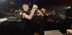 Sven Väth y Richie Hawtin: Amigos para siempre juntos en Cocoon Ibiza /Por #HYPEméxico