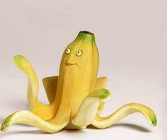 Octopus Banana