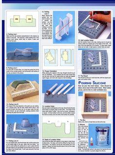 Comprehensive basic silicon mold making - Forum - DakkaDakka   It's better to look good than to play good.