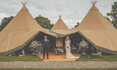Tipi wedding | THE VOW