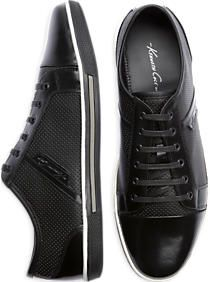 e0da8cc84f24 Kenneth Cole Snap-Down Black Leather Lace-Up Shoes - Men s Casual Shoes