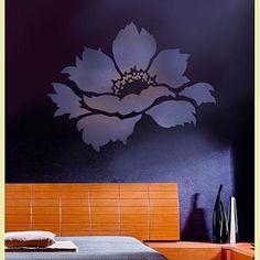 Cutting Edge Stencils - Tree Peony Flower Stencil