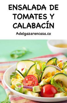 10 recetas de ensaladas que no llevan lechuga y ayudan a perder peso rápido - Adelgazar en casa Fodmap, Cantaloupe, Potato Salad, Fruit, Frijoles, Ethnic Recipes, Tortilla, Food, Tips