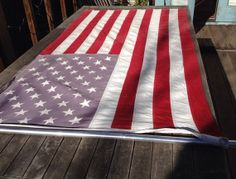 If You Were President. by blancheb on Etsy What Is Patriotism, Picnic Blanket, Outdoor Blanket, Make You Smile, Red And White, Flag, Snow, Make It Yourself, Prints