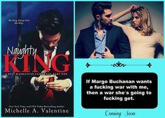 naughty king michelle valentine