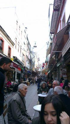 Kadıköy in Istanbul