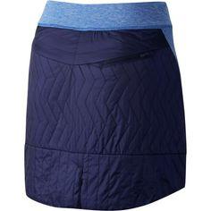 Mountain Hardwear Trekkin Insulated Mini Skirt - Women'sBack