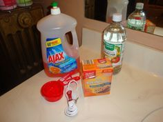 Homemade Floor Cleaner Recipe - Yours And Mine Are Ours. Used this one today, and it worked great!