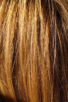 Haare natürlich blondieren