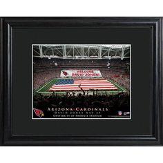 NFL Stadium Print - CARDINALS