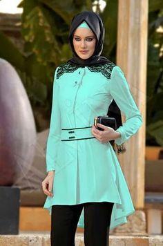 pour noue tunus hijab