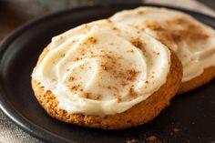 Essayez notre meilleure recette de biscuits à la citrouille et au fromage à la…