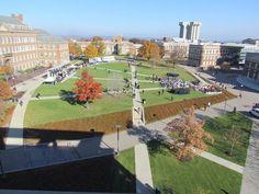 University of Cincinnati campus, Cincinnati, Ohio