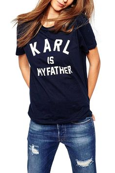 Karl is my father