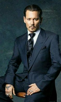 Handsome Johnny :)